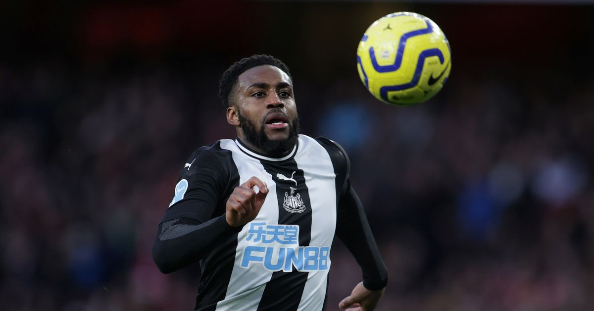 "Send him back to Spurs"": Newcastle fans fume at Danny Rose"